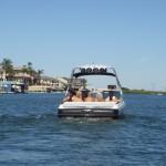 Dustin's boat