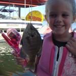 Sierra's 2nd fish