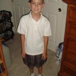 Tyler 2nd grade
